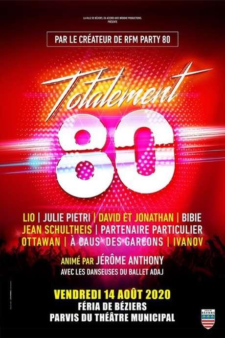 CONCERT TOTALEMENT 80