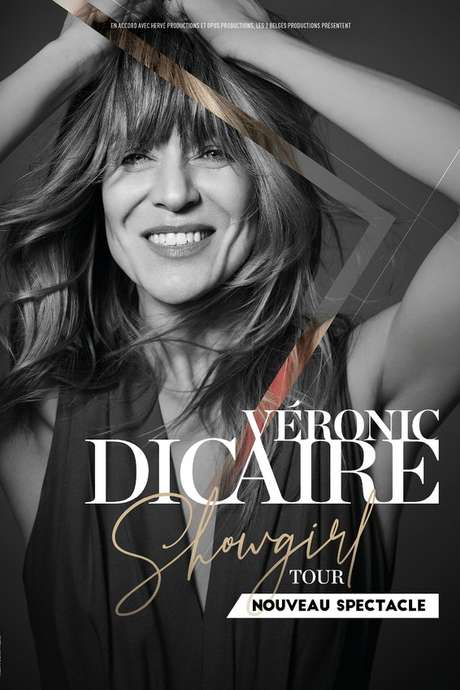 SPECTACLE DE VERONIC DICAIRE