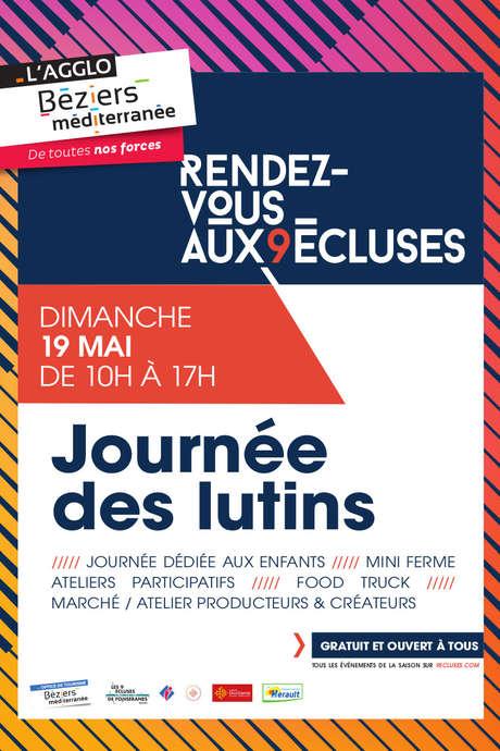 JOURNÉE DES LUTINS - RENDEZ-VOUS AUX 9 ÉCLUSES