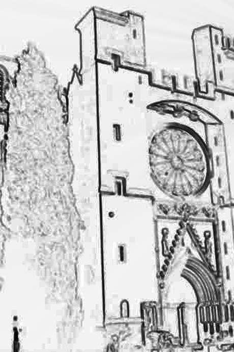 """ANNULÉ JUSQU'À NOUVEL ORDRE - PATRIMOINE EN FAMILLE """"LA CATHÉDRALE SAINT-NAZAIRE - L'ARCHITECTURE MÉDIÉVALE"""""""