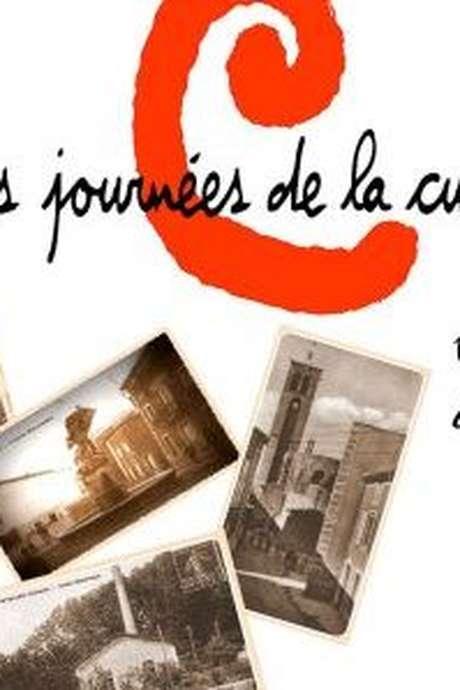 LES MERCREDIS DU PATRIMOINE : VISITE ET DÉGUSTATION
