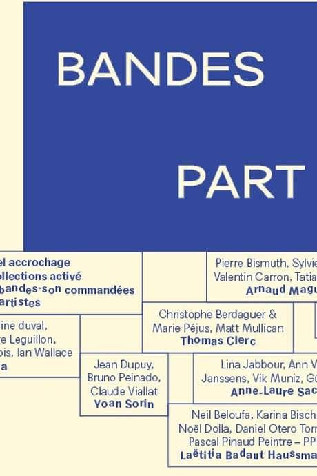"""VERNISSAGE """"BANDES À PART"""""""