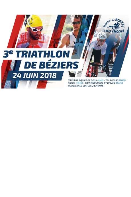 TRIATHLON DE BÉZIERS 2018