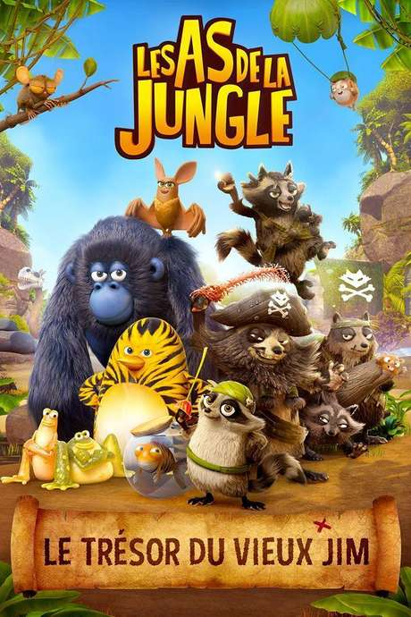 "CINÉ-CLUB ""LES AS DE LA JUNGLE"""