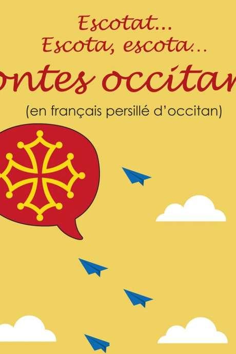 CONTE AUX COULEURS DE L'OCCITANIE