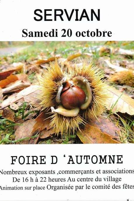 FOIRE D'AUTOMNE