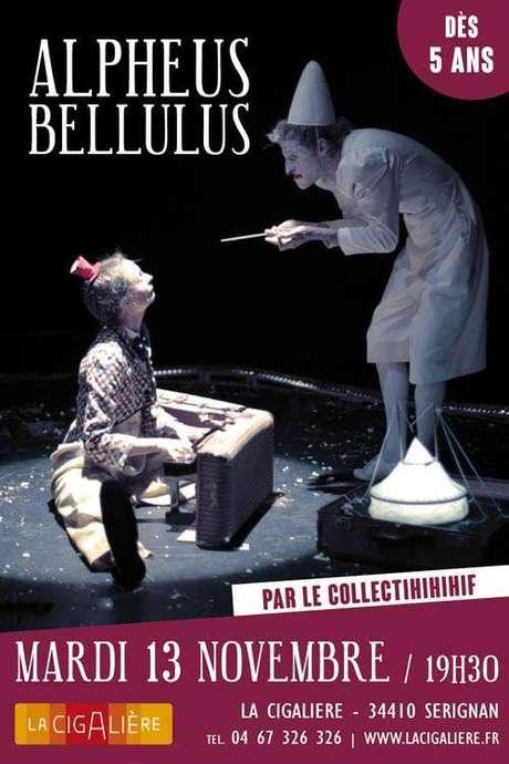 SPECTACLE ALPHEUS BELLULUS