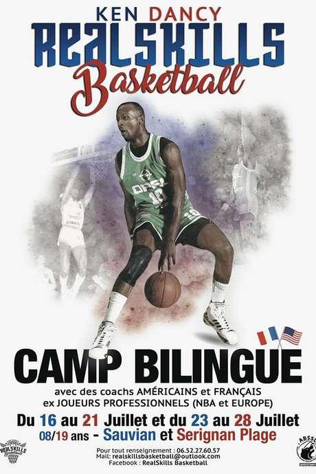 STAGE D'ÉTÉ BASKET BALL NBA