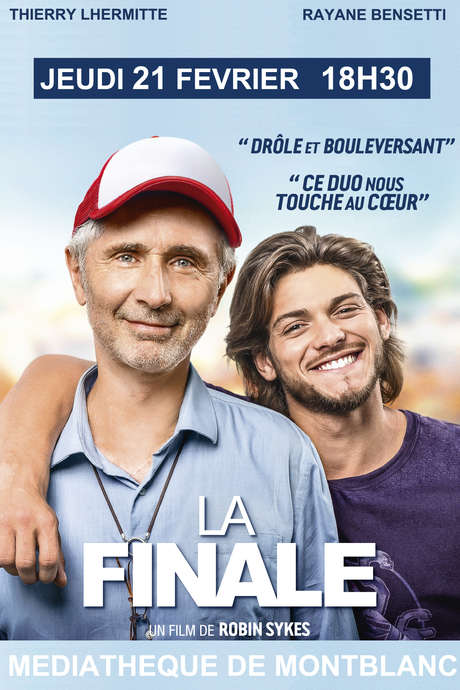 PROJECTION DU FILM « LA FINALE »