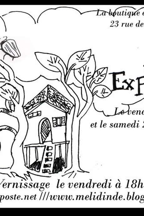 EXPOSITION CA FOURMILLE...