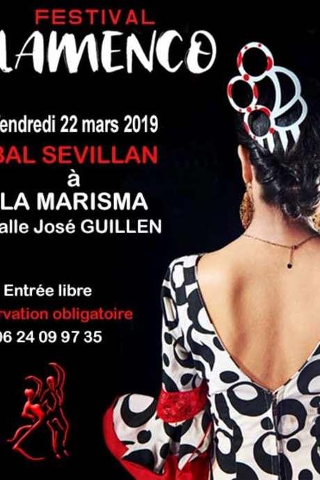 FESTIVAL FLAMENCO 2019 - BAL SEVILLAN
