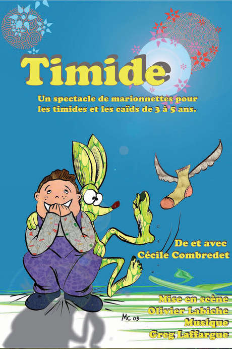 "SPECTACLE JEUNE PUCLIC : ""TIMIDE"""