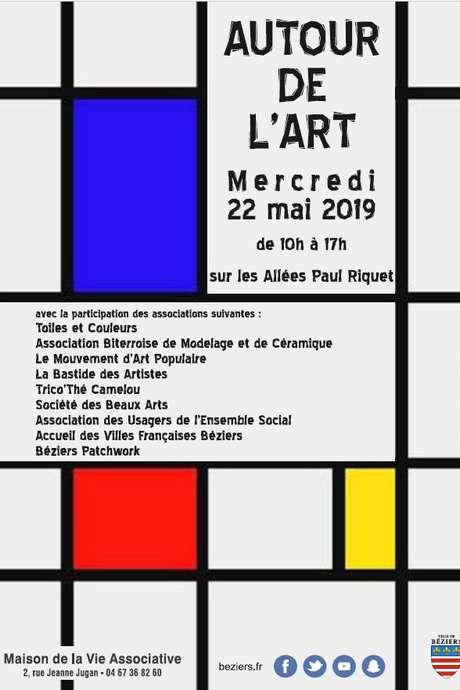 AUTOUR DE L'ART