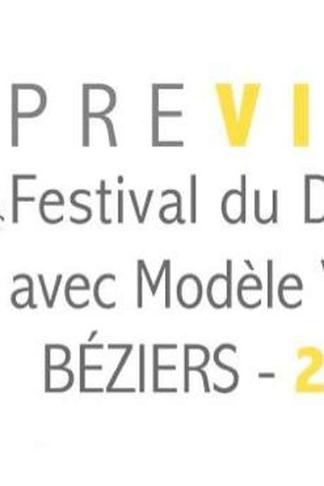 FESTIVAL DE DESSIN AVEC MODÈLE VIVANT - BÉZIERS 2019