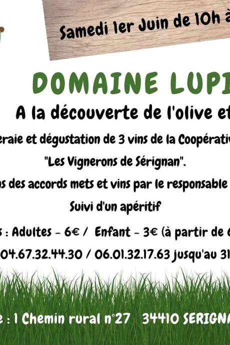 PRINTEMPS À LA FERME : DOMAINE LUPIA