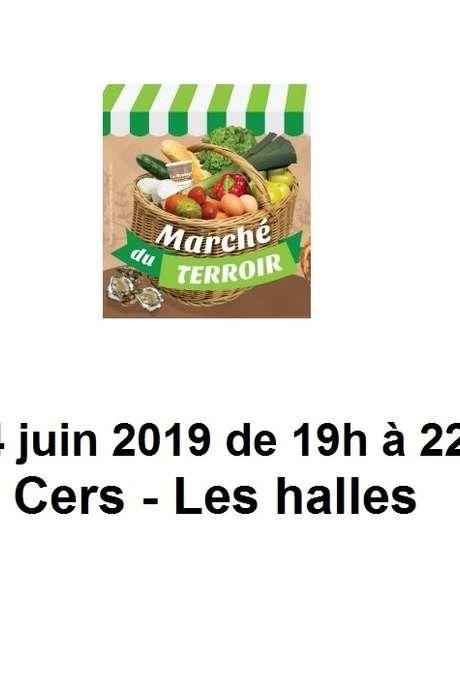 MARCHÉ DES PRODUITS DU TERROIR