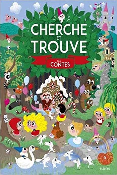 """""""CHERCHE ET TROUVE"""" (ENFANTS)"""
