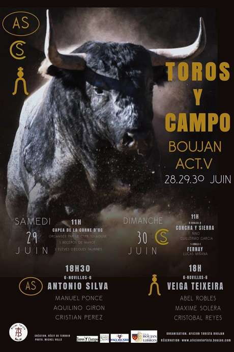 FÉRIA TOROS Y CAMPO 2019