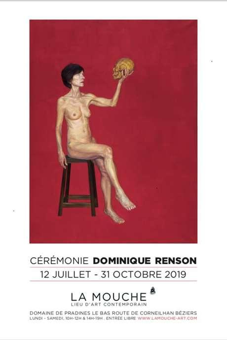 """EXPOSITION : """" CÉRÉMONIE """""""