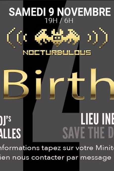ANNIVERSAIRE DES 14 ANS DE NOCTURBULOUS RECORDS