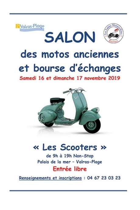 BOURSE D'ÉCHANGES ET SALON DE MOTOS ANCIENNES