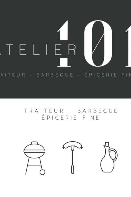 """""""L'ÉTÉ EST LÀ, À L'ATELIER 101"""""""