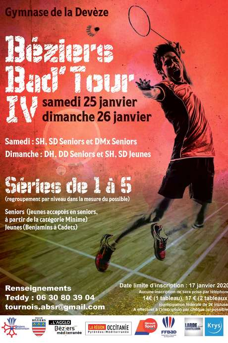 BEZIERS BAD' TOUR IV