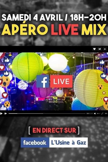 APÉRO-LIVE-MIX