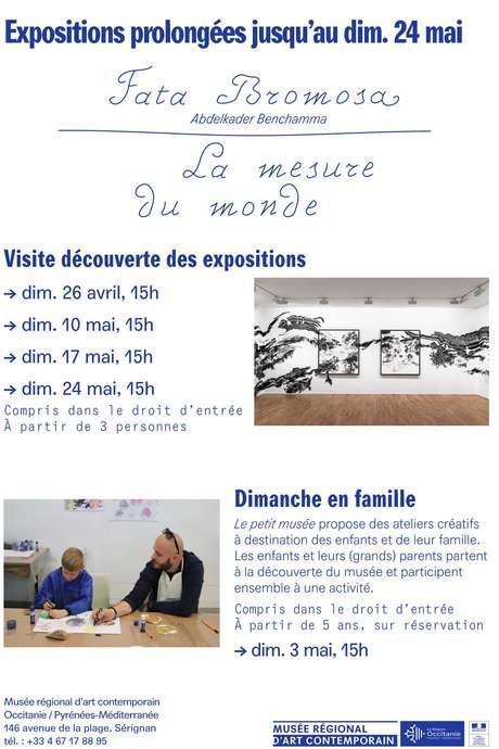 MUSÉE FERMÉ JUSQU'À NOUVEL ORDRE - VISITE DÉCOUVERTE DES EXPOSITIONS