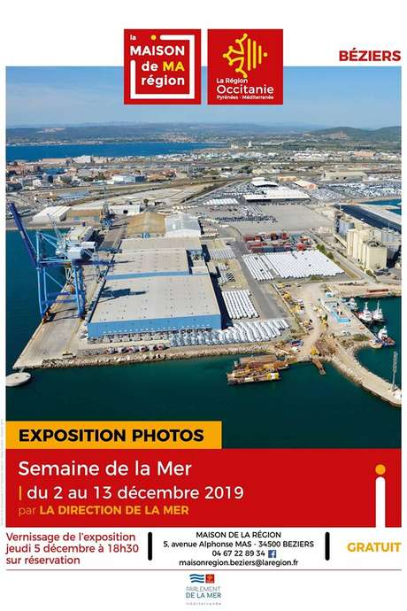 "EXPOSITION PHOTO ""SEMAINE DE LA MER"""