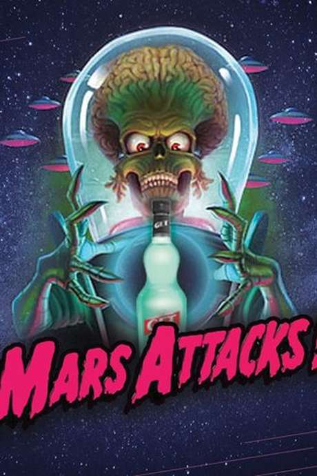 MARS ATTACKS - LA COUR DES MIRACLES