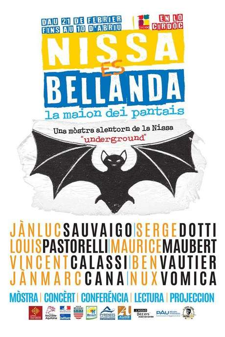 "EXPOSITION ""NISSA ES BELLANDA LA MAION DEI PANTAIS"""