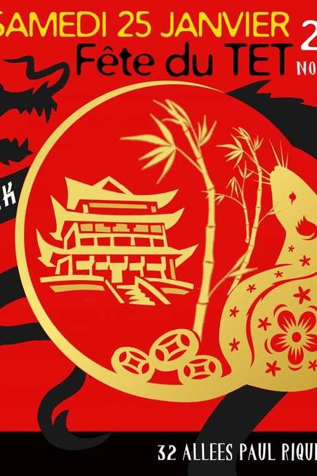 FETE DE TET - NOUVEL AN CHINOIS