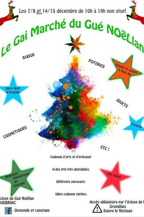 Marché de Noël du Gué Noëllan