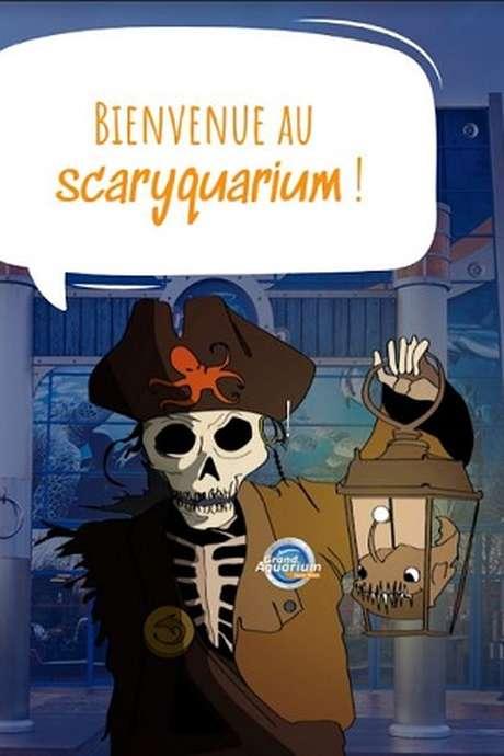 Animations au Grand Aquarium : Bienvenue à Scaryquarium!