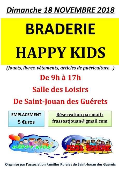 Braderie Happy Kids