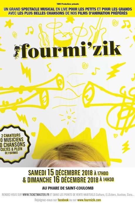 Spectacle familial Fourmi'Zik
