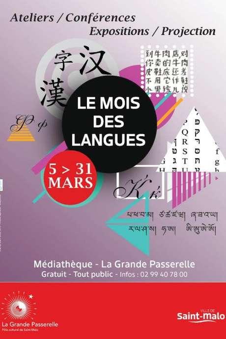 Mois des langues - A travers le monde