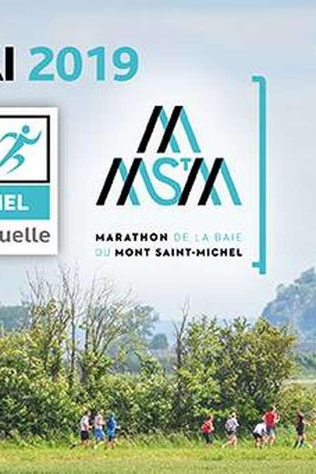 Run In Mont-Saint-Michel : Le marathon de la baie