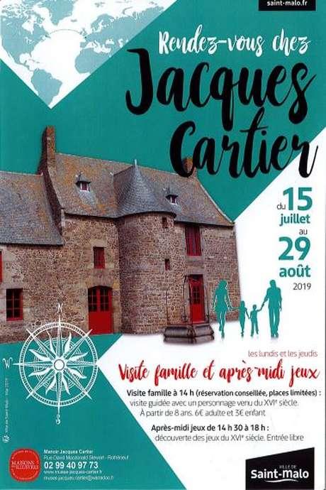 Soirées Contées chez Jacques Cartier
