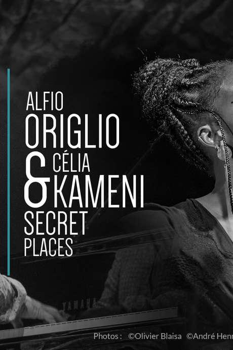 Jazz à l'Etage - Célia Kameni & Alfio Origlio Quartet - La pépite
