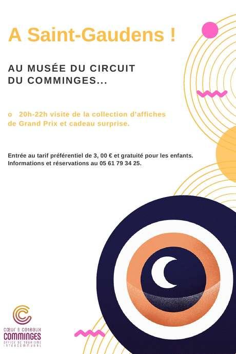 NUIT EUROPENNE DES MUSEES : MUSEE DU CIRCUIT DU COMMINGES