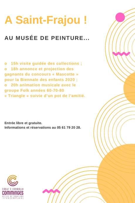 NUIT EUROPENNE DES MUSEES : MUSEE DE PEINTURE