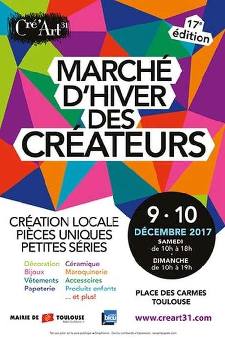 MARCHE D'HIVER DES CREATEURS (NOEL)
