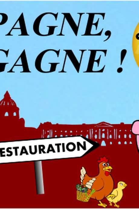 LA CAMPAGNE, CA VOUS GAGNE !
