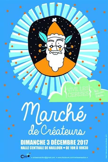 MARCHE DE NOEL ET DE CREATEURS