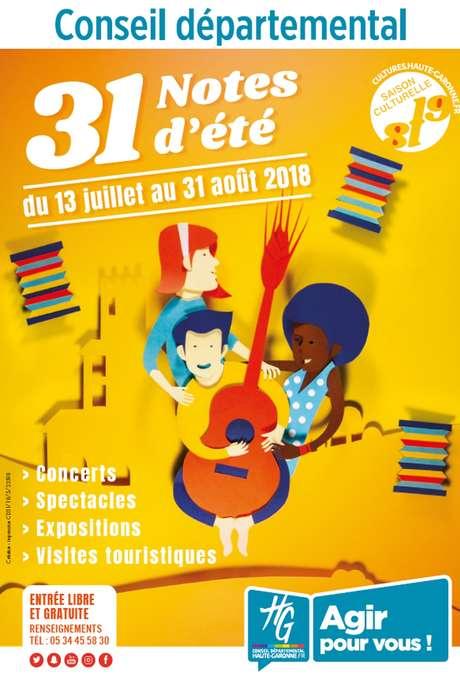 FESTIVAL 31 NOTES D'ETE