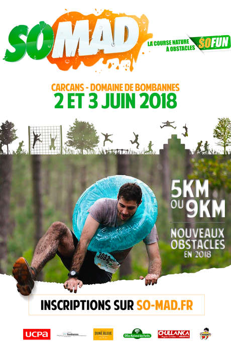 SoMAD : course nature à obstacles