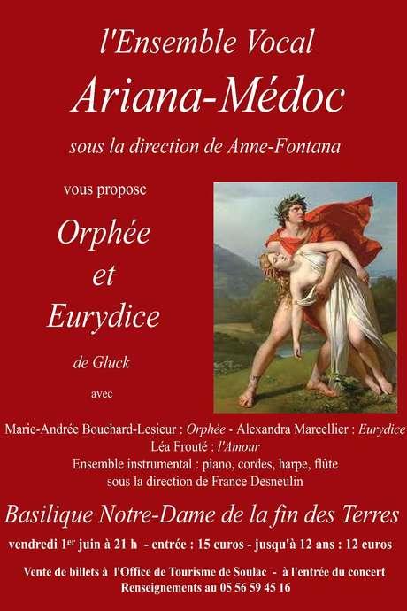 "Ensemble vocal ""Ariana Médoc"""