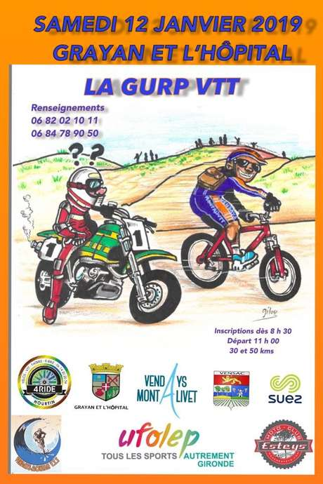 La Gurp VTT